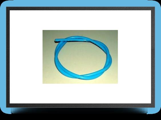 Jets - Festo tubing, Blue, 4 mm x 3 mm - Festo tubing, Blue, 4 mm x 3 mm - Aviation Design