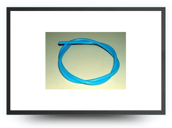 Jets - Festo tubing, flexible, blue, 3 mm x 2 mm - Festo tubing, flexible, blue, 3 mm x 2 mm - Aviation Design
