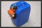 ADR 232 : 20 Liters Fuel Station Including High Flow Pump And Controller - Jets radio-commandés - Aviation Design
