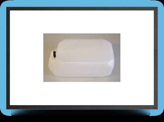 Fuel tanks - 2 5 liter plastic fuel tank - 28,00€