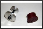 ADR 200 : Fuel Stopper + 2 Aluminium End For Kevlar Tank - Jets radio-commandés - Aviation Design