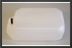 DUB 691 : 40 Oz / 1.2 Liter Plastic Dubro Fuel Tank (with Hardware) 200 mm x 100 mm x 75 mm - Jets radio-commandés - Aviation Design