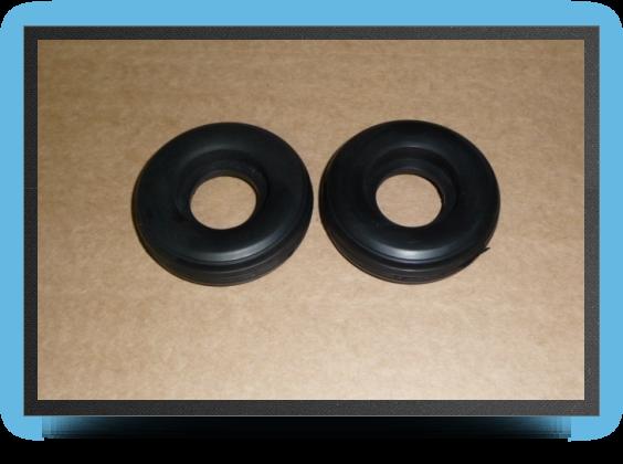 Jets - 2 rubber tires 100mm diameter - 2 rubber tires 100mm diameter - Aviation Design
