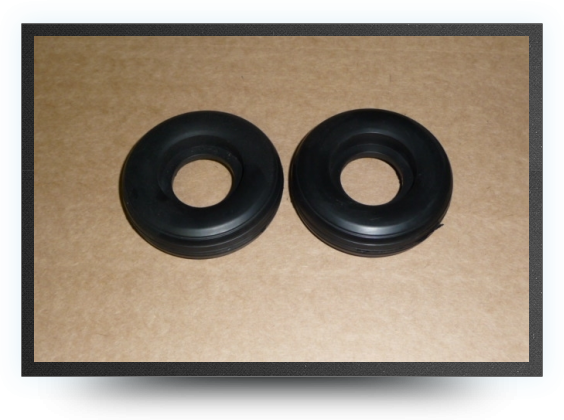 Jets - 2 rubber tires 75mm diameter - 2 rubber tires 75mm diameter - Aviation Design