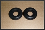 BO T80 : 2 Rubber Tires 80 mm Diameter - Jets radio-commandés - Aviation Design