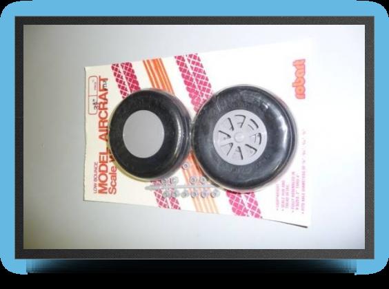 Jets - Scale straight tread wheelsdiameter : 3 3/4\'\' - 95mm - Scale straight tread wheelsdiameter : 3 3/4\'\' - 95mm - Aviation Design