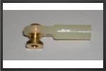 ACC 6112 : 5 x M3 mm Plastic Ball Link, Screw M3 - Jets radio-commandés - Aviation Design