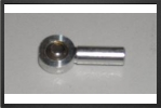 ACC 6125 : 5 x M2.5 mm Aluminium Ball Link, Screw M2 - Jets radio-commandés - Aviation Design