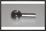 ACC 6125 : 5 x M2.5mm Aluminium Ball Link, Screw M2 - Jets radio-commandés - Aviation Design
