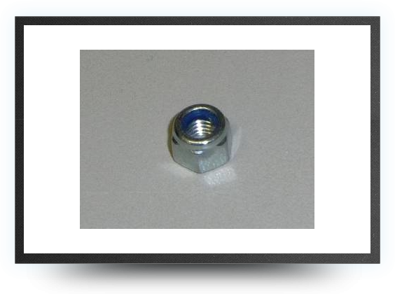 Jets - 10 x M2.5 self-locking nuts - 10 x M2.5 self-locking nuts - Aviation Design