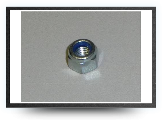 Jets - 10 x M3 self-locking nuts - 10 x M3 self-locking nuts - Aviation Design