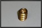 ACC 20404 : 10 x M4 Brass Blind Nuts For Wood - Jets radio-commandés - Aviation Design