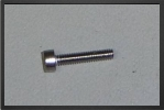 ACC 322520 : 10 x M2.5x20 Allen Screws - Jets radio-commandés - Aviation Design