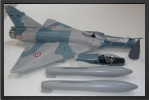 ADE 200 : Mirage 2000 80 mm Edf - Jets radio-commandés - Aviation Design