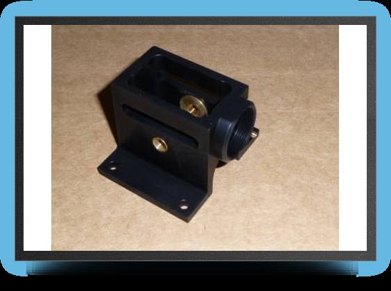 Jets - 1 aluminium gear box for C50 - 1 aluminium gear box for C50 - Aviation Design
