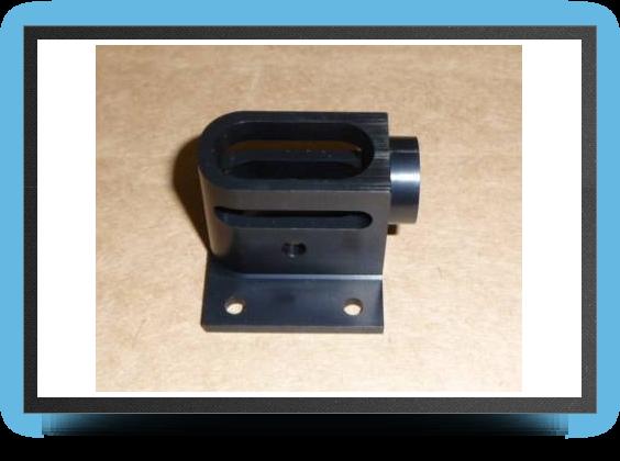 Jets - 1 aluminium gear box for C36-2 - 1 aluminium gear box for C36-2 - Aviation Design