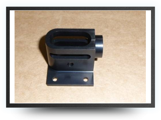 Jets - 1 aluminium gear box for C36-2 - 1 aluminium gear box for C36-2 - Aviation Design