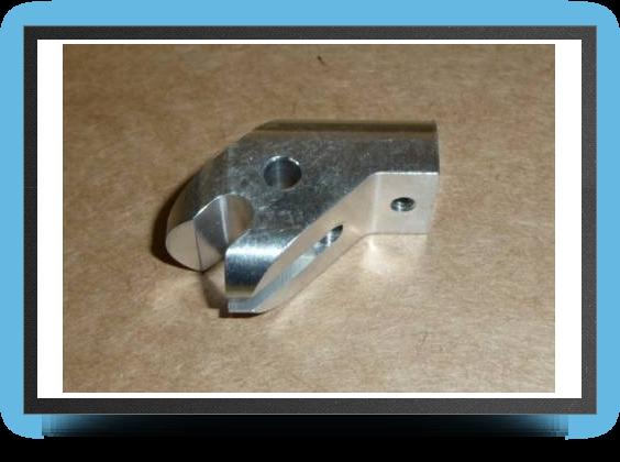 Jets - 1 aluminium pivot for C36 et C36-2 - 1 aluminium pivot for C36 et C36-2 - Aviation Design