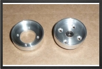 ADJ 581-42 : 1 Aluminium Main Wheel Hub - Jets radio-commandés - Aviation Design