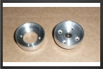 ADJ 611-41 : 1 Aluminium Front Wheel Hub - Jets radio-commandés - Aviation Design