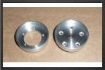 ADJ 611-42 : 1 Aluminium Main Wheel Hub - Jets radio-commandés - Aviation Design