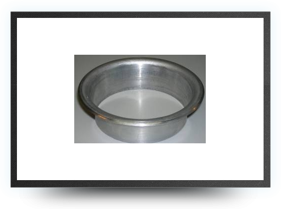 Jets - Aluminium ring for pipe - Aluminium ring for pipe - Aviation Design