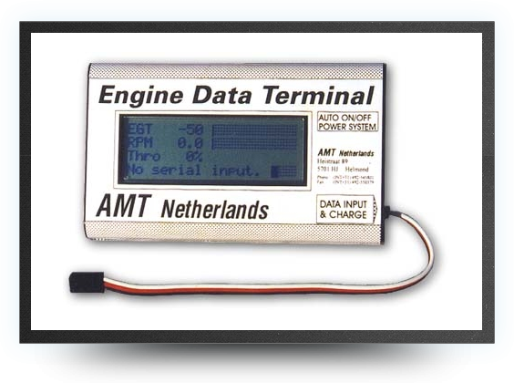Jets - Engine data terminal - Engine data terminal - Aviation Design
