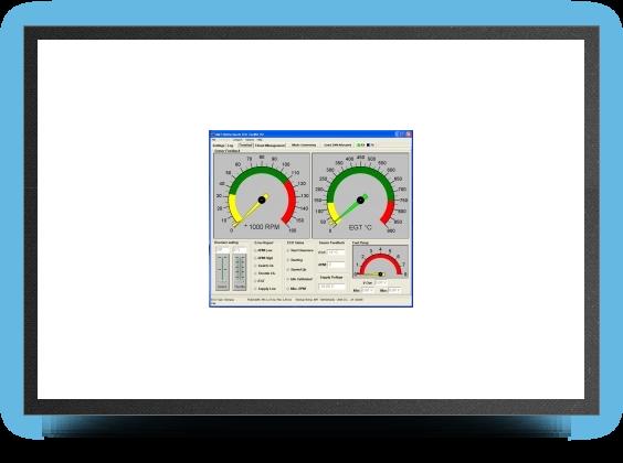 Jets - Telemetry software - Telemetry software - Aviation Design