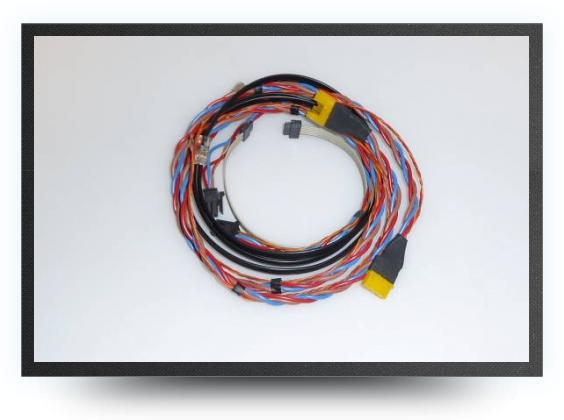 Jets - Cable set for jet cat turbine - Cable set for jet cat turbine - Aviation Design