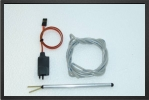 CAT 61120-00 : Air Speed Sensor With Pitot Tubee - Jets radio-commandés - Aviation Design