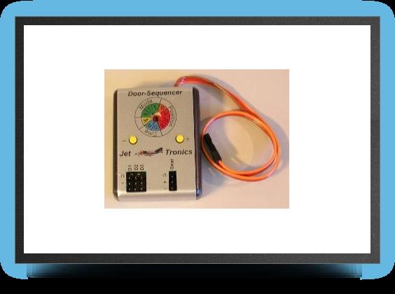 Jets - SÉquenceur Électronique jetronic pour trappe de train - SÉquenceur Électronique jetronic pour trappe de train - Aviation Design