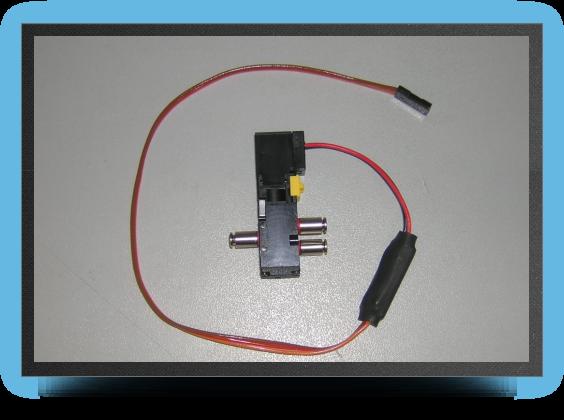 Jets - Electrovalve pneumatique haut dÉbit jetronic pour train double effet - Electrovalve pneumatique haut dÉbit jetronic pour train double effet - Aviation Design