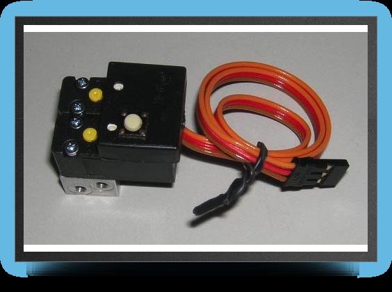 Jets - Electrovalve pneumatique Orbit pour train double effet - Electrovalve pneumatique Orbit pour train double effet - Aviation Design