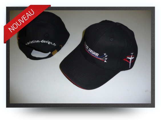 Jets - Casquette aviation design - Casquette aviation design - Aviation Design