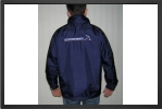 AD 003 L : Coupe-vent Aviation Design (bleu Marine) Taille : L - Jets radio-commandés - Aviation Design