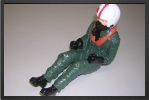AT 051 US : Pilote De Jet Us Au 1/8 Semi Peint - Jets radio-commandés - Aviation Design
