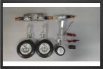 ADJ 702EL - Train rentrant + freins electriques