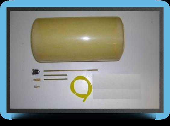 Jets - Réservoir kevlar 3.5l - Réservoir kevlar 3.5l - Aviation Design