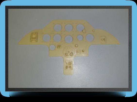 Jets - Tableau de bord en resine - Tableau de bord en resine - Aviation Design