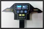ADJ 920 : Cockpit éclairant LCD - Jets radio-commandés - Aviation Design