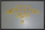 ADJ 921 - Tableau de bord en resine