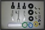 ADJ 940E - Train rentrant complet + 2 Électro valves pour trains et freins
