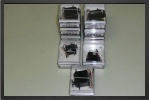ADJ 960 : Pack Servos Futaba Comprenant 2 Servos  Bls 172sv + 6 x S 9074 - Jets radio-commandés - Aviation Design