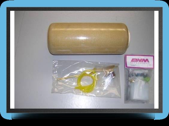 Jets - RÉservoir kevlar 1.1 l + anti bulles bvm - RÉservoir kevlar 1.1 l + anti bulles bvm - Aviation Design