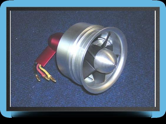 Jets - Turbine électrique 90 mm pour 9 S - Turbine électrique 90 mm pour 9 S - Aviation Design