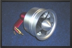 ADJ 130 - Turbine électrique 90 mm pour 9 S