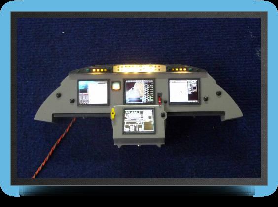 Jets - Tableau de bord eclairant - Tableau de bord eclairant - Aviation Design