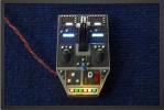 ADJ 644 : Console Centrale + Gaz Eclairant - Jets radio-commandés - Aviation Design