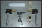 ADJ 505E - Train rentrant maquette complet avec Électro valve