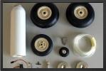 ADJ 510E - Roues + systÈme de freins avec Électro valve